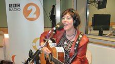 Eleanor McEvoy performing live on Weekend Wogan.