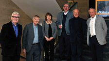 Terry Farrell, Nicholas Grimshaw, Patty Hopkins, Michael Hopkins, Norman Foster and Richard Rogers
