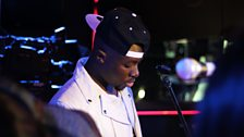 Fuse ODG in the 1Xtra Live Lounge