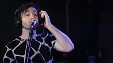 Example in the Live Lounge