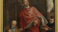 The Conversion of Saint Pantalon