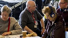 Rob chats to some Radio 3 listeners