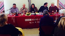 Seductive Bbc Radio Solent  Pudsey  The Kitchen Garden  Gardeners  With Foxy Gardeners Question Time With Breathtaking Merrifield Garden Center Santa Also The Garden Latimer Road In Addition Garden Grubs And Sloped Gardens As Well As Front Garden Screening Ideas Additionally Garden Metal Fencing Panels From Bbccouk With   Foxy Bbc Radio Solent  Pudsey  The Kitchen Garden  Gardeners  With Breathtaking Gardeners Question Time And Seductive Merrifield Garden Center Santa Also The Garden Latimer Road In Addition Garden Grubs From Bbccouk