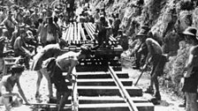 Building Burma's Death Railway gallery