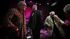 Simon Jones, Mark Wing-Davey, Geoff McGivern