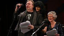 Mark Wing-Davey and Susan Sheridan