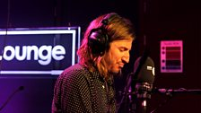 John Martin in the Live Lounge