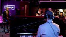 Aloe Blacc in the Live Lounge