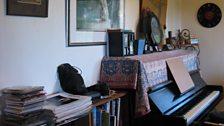 Oliver Knussen's Room
