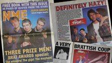 NME Brat Pack Awards