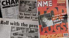 The Blur vs Oasis infamous chart battle - 1995