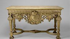 Pier table, 1723-24