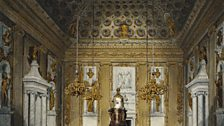 R Cattermole, The Cupola Room, Kensington Palace, c. 1817