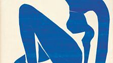 Henri Matisse (1869 -1964), Blue Nude (I) 1952. Foundation Beyeler, Riehen/Basel