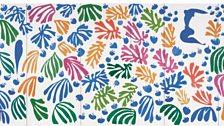 Henri Matisse (1869 -1964), The Parakeet and the Mermaid 1952