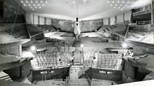 Concert Hall under construction 1962/63