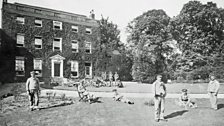 Recuperation, Saffron Walden Voluntary Aid Hospital. 'Staff work under considerable difficulties, which are bravely surmounted'