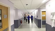 Midwives at Liverpool Women's Hospital