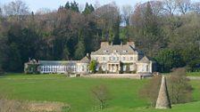 Princess Anne's home on the Gatcombe Estate