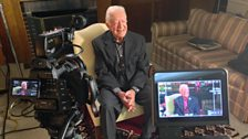 President Jimmy Carter Interview