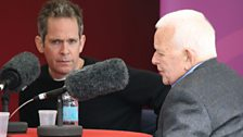 Andrew Davies and Tom Hollander chat to Nicola Heywood Thomas on Radio Wales