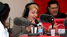 Nicola Heywood Thomas Live on Radio Wales
