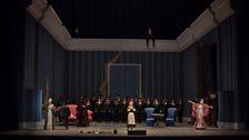 """A scene from Rossini's """"La Cenerentola."""""""