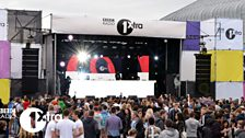 1Xtra Live crowd in Glasgow