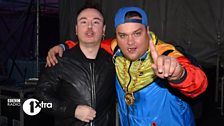 Duke Dumont and Charlie Sloth