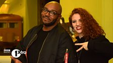MistaJam and Jess Glynne