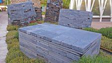Stone plinths