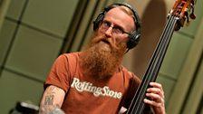 Neil Cowley Trio in session