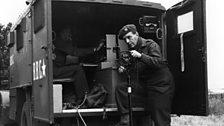 War Correspondent Howard Marshal