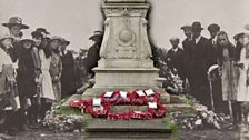 The original St Osyth memorial failed to mention all the names required. A second version also contained errors.