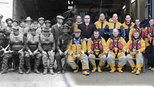 On the 9th January 1917 Norfolk lifeboat legend Henry Blogg led the crew of the Cromer lifeboat on a daring double rescue.