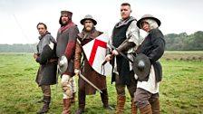 The Clanranald combat team prepare for action