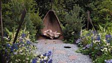 The Viking Cruises Norse Garden