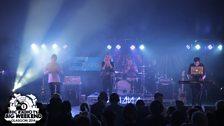 Indiana at Radio 1's Big Weekend 2014