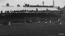 Football during World War One