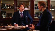 Josh Lewsey meets Edward Bodenham