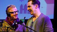 Sherlock on stage