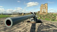 Tynemouth gun battery