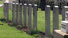 Preston war graves