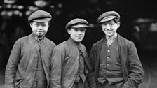 Tyneside's shipyard workers