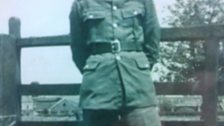 Sgt Stanley Reuben Dyer RASC
