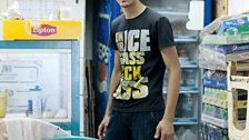 Wolfgang Tillmans, Young Man, Jeddah (B), 2012