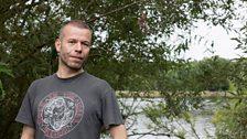 Wolfgang Tillmans, Self-portrait (Christian) for Phaidon book, 2013