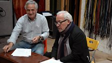 Henry Goodman and Simon Callow