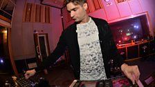 Jon Hopkins in session