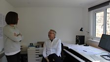 Composers' Rooms: No.9 Rolf Wallin